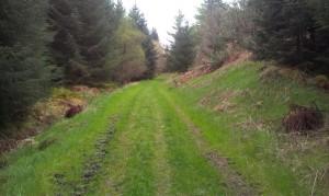 """The """"Kyber Pass"""", Glencruitten"""
