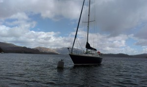 Back on Loch Etive