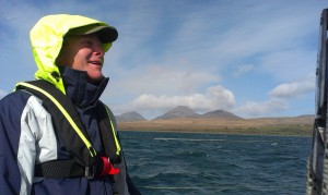 Skippers's farewell to Jura